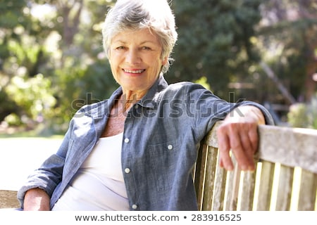 senior-woman-relaxing 450w-283916525 shutterstock